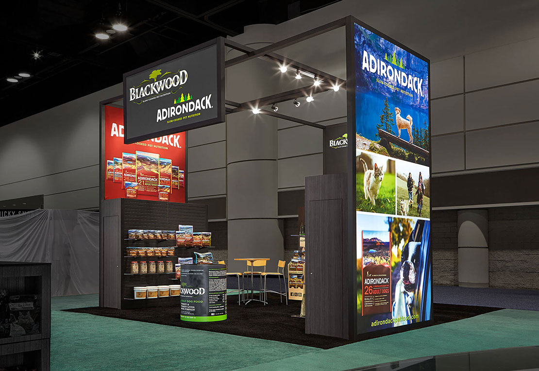 Blackwood Trade Show Booth