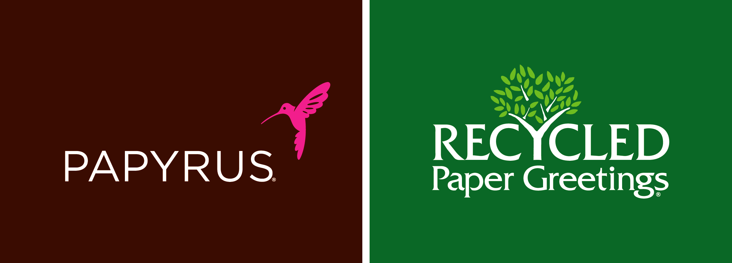 Papyrus - Recycled Paper Greetings - Logo