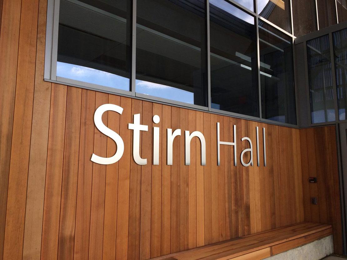Stirn Hall