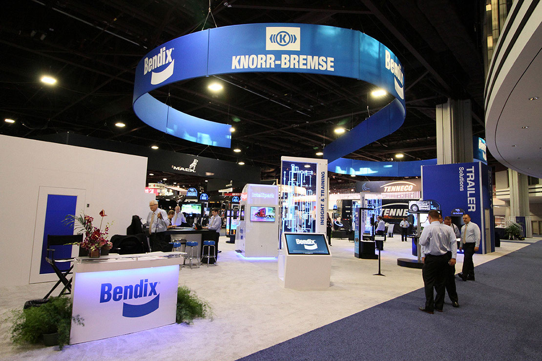 Bendix Trade Show Exhibit
