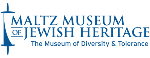 Maltz Museum of Jewish Heritage - The Museum of Diversity and Tolerance - Logo