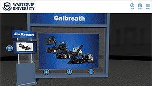 Wastequip Galbreath Virtual Exhibit