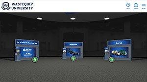 Wastequip Virtual Event Hall